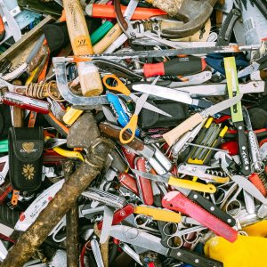 There are a million ways to market your business today but I encourage you to resist the urge to use every tool in the toolbox.